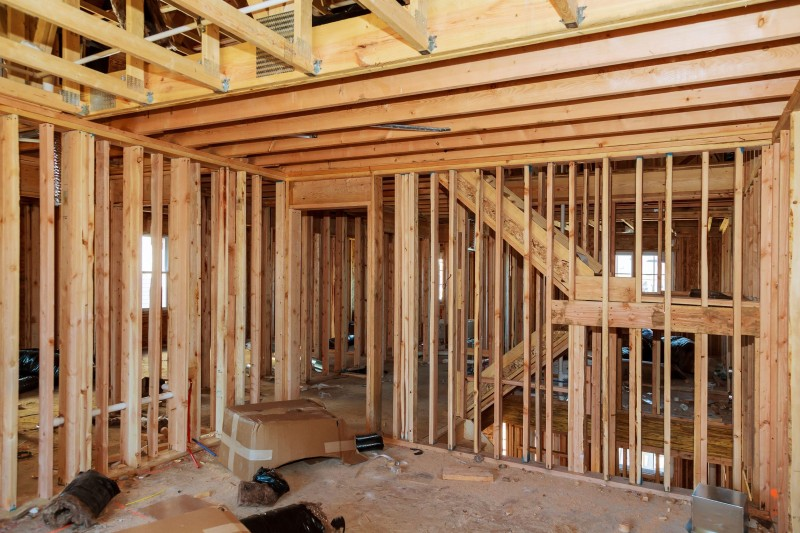 Framing contractor by Masters Contracting Services