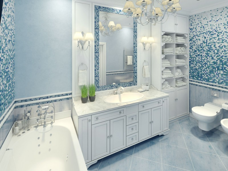 Master bathroom remodeling by Masters Contracting Services