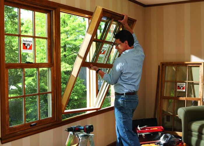 Window installations by Masters Contracting Services